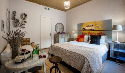 DOUBLE ROOM LEVANTA (LAVENDER)